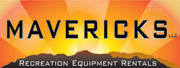 Mavericks Recreation Equipment Rentals